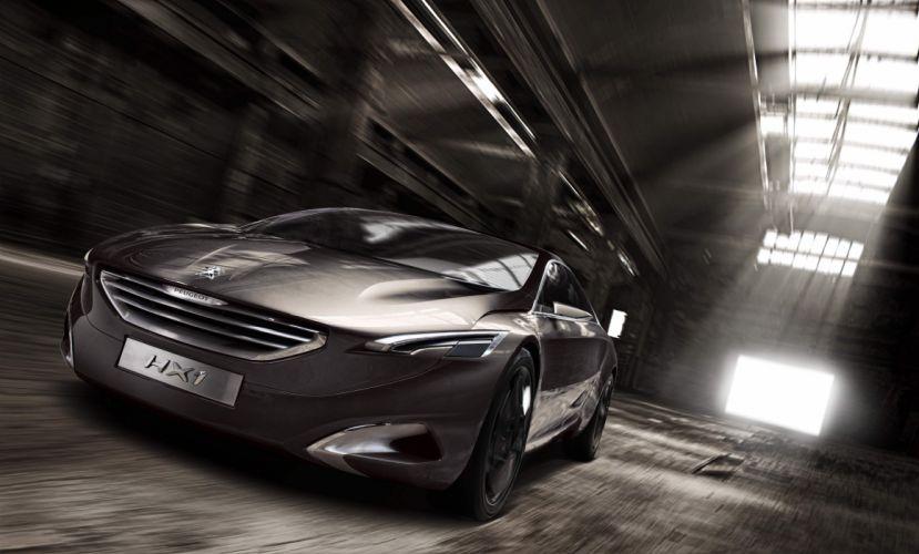 2011 Peugeot Hx1 Concept supercar supercars q wallpaper