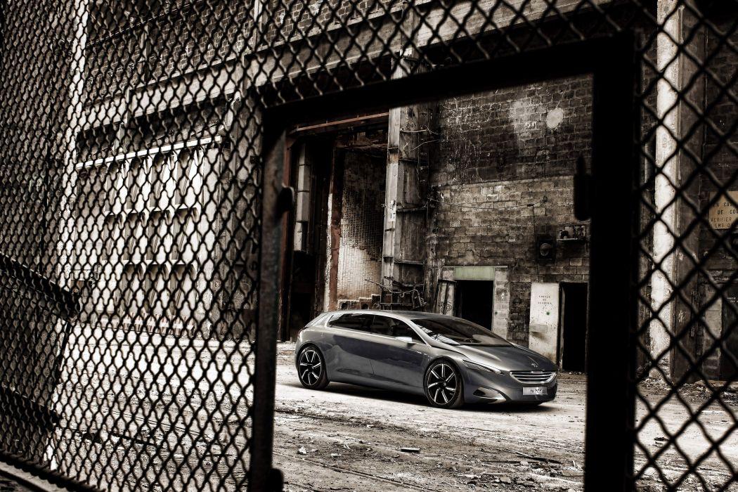 2011 Peugeot Hx1 Concept supercar supercars w wallpaper