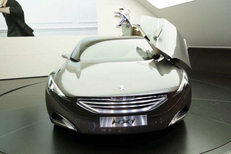 2011 Peugeot HX1 concept wallpaper