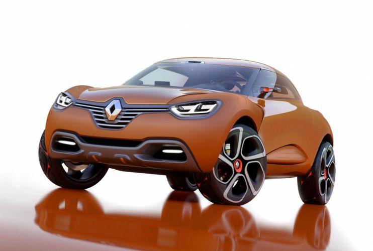 2011 Renault Captur Concept e wallpaper