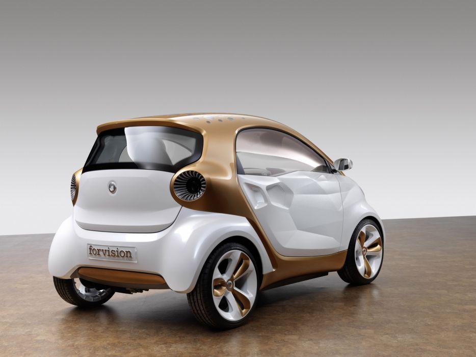 2011 Smart Forvision Concept q wallpaper