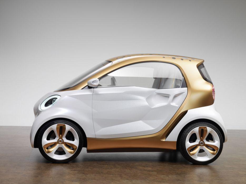 2011 Smart Forvision Concept r wallpaper