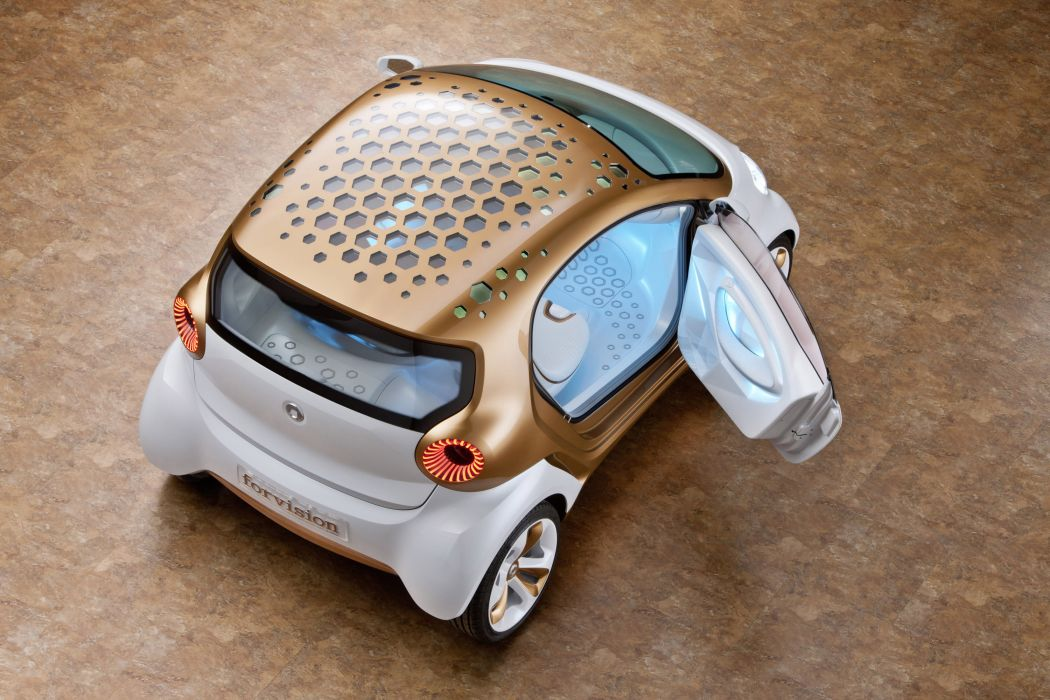 2011 Smart Forvision Concept y wallpaper
