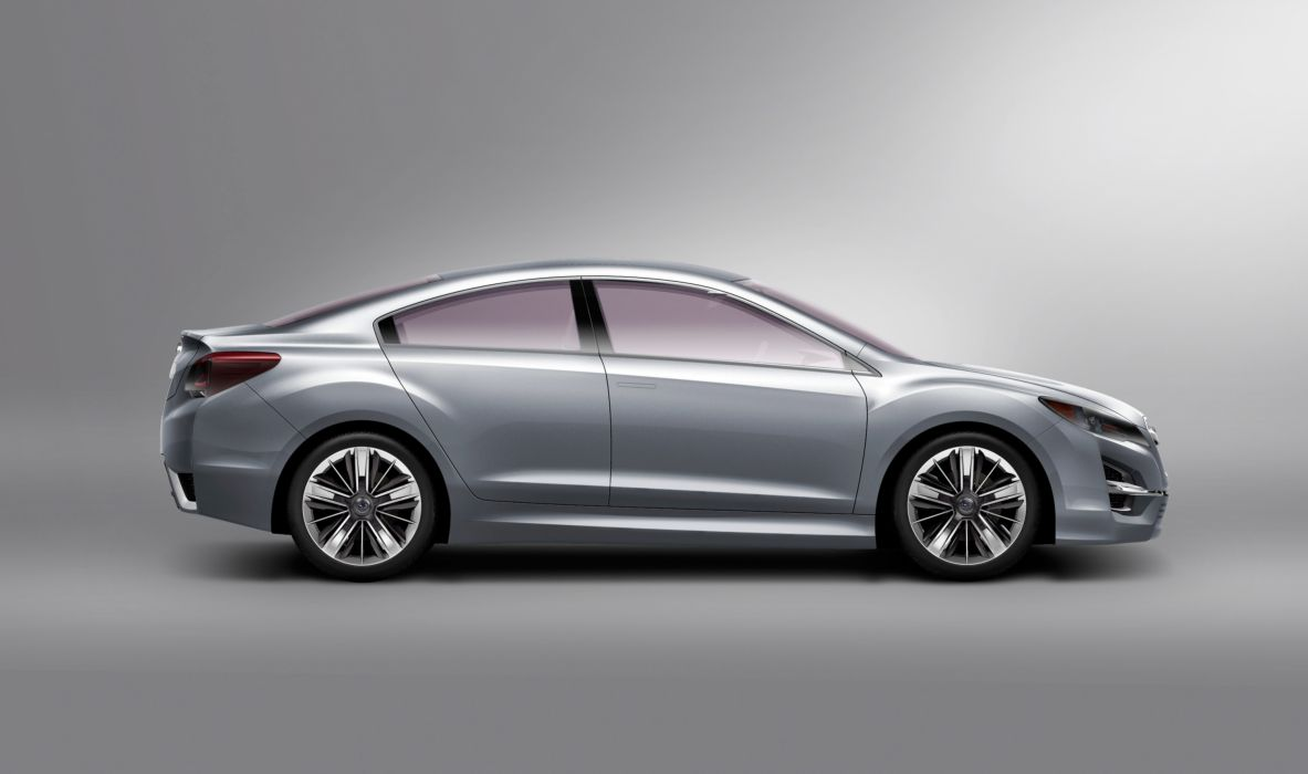 2011 Subaru Impreza Concept e wallpaper