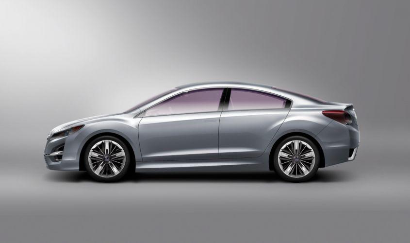 2011 Subaru Impreza Concept r wallpaper