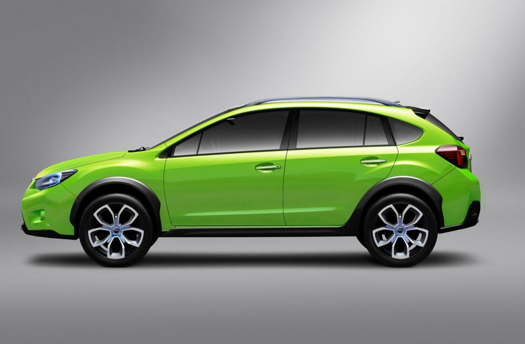 2011 Subaru X-V Concept m wallpaper