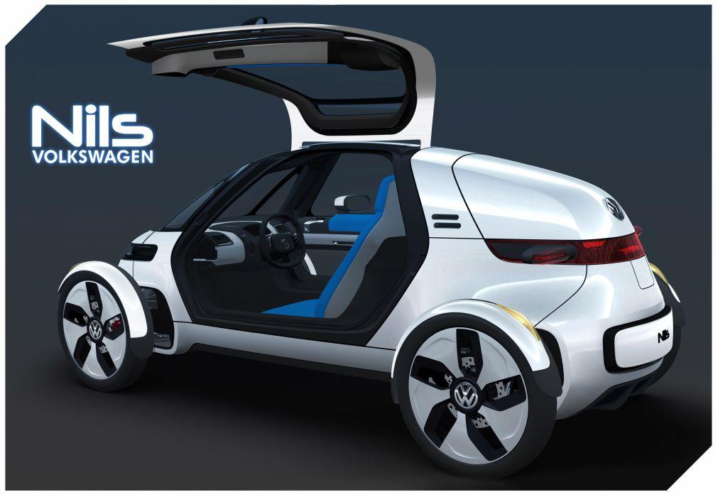2011 Volkswagen NILS Concept q wallpaper