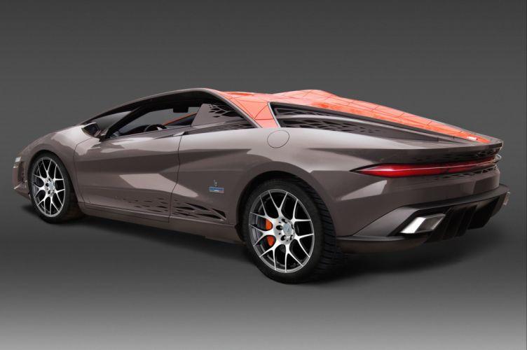 2012 Bertone Nuccio Concept supercar supercars e wallpaper
