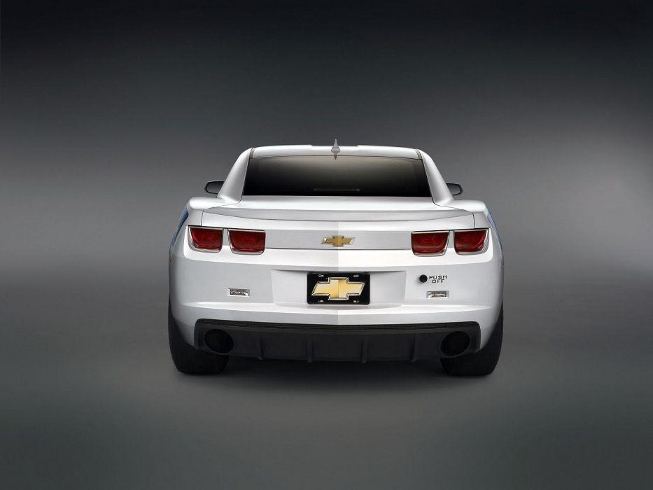 2012 Chevrolet COPO Camaro Concept muscle hot rod rods d wallpaper