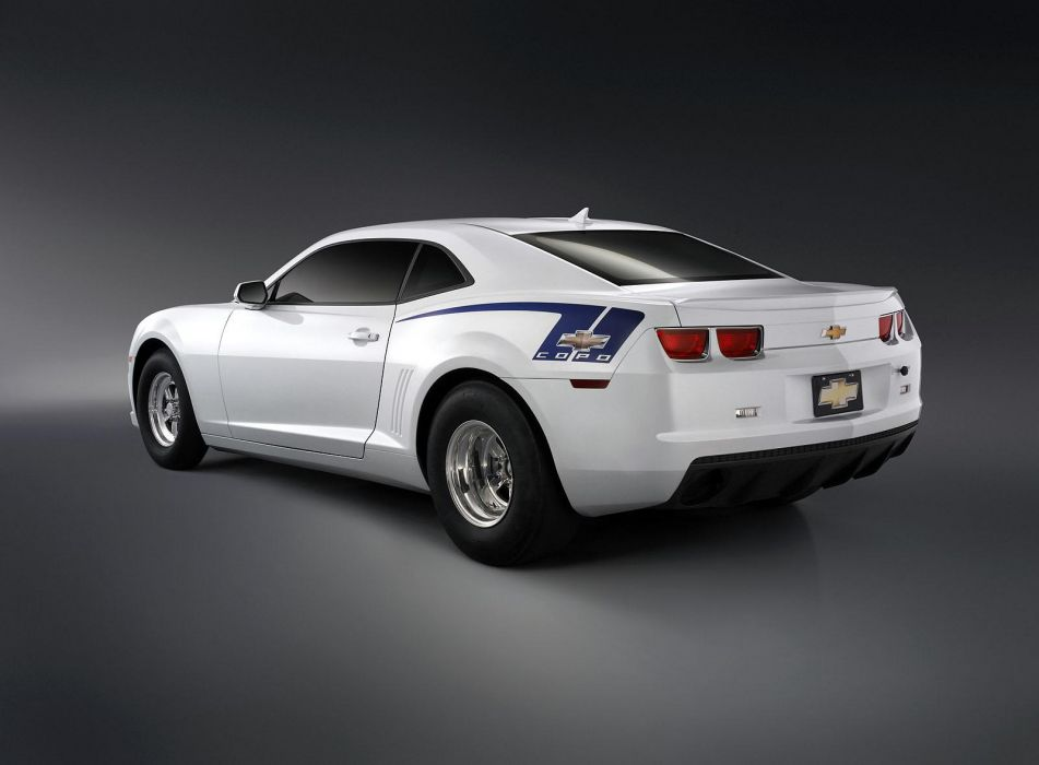 2012 Chevrolet COPO Camaro Concept muscle hot rod rods z wallpaper