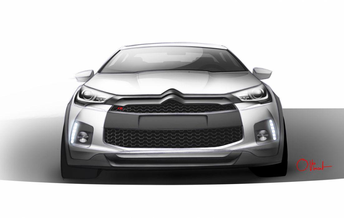 2012 Citroen Ds4 Racing Concept Wallpaper 3000x1905 81150