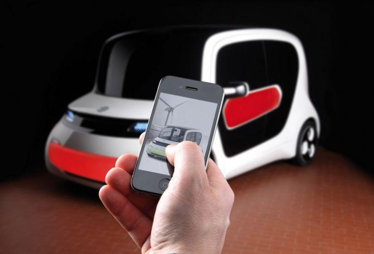 2012 EDAG Light Car Concept a wallpaper