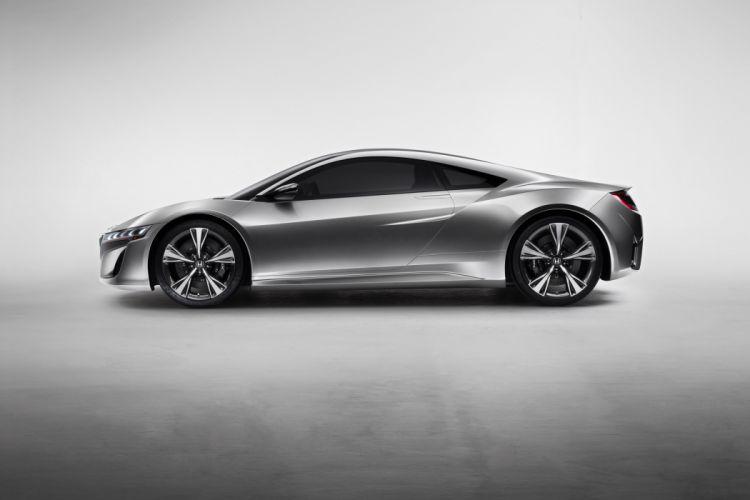 2012 Honda NSX Concept supercar supercars a wallpaper