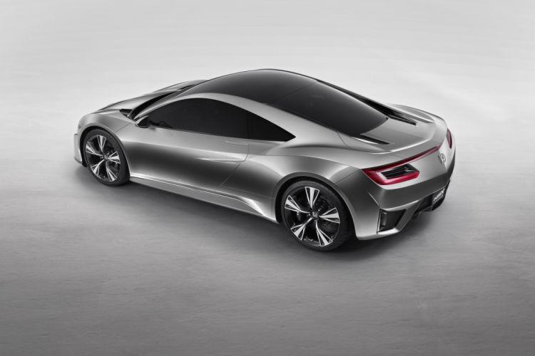2012 Honda NSX Concept supercar supercars e wallpaper