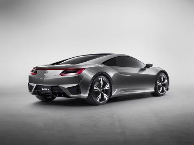 2012 Honda NSX Concept supercar supercars q wallpaper
