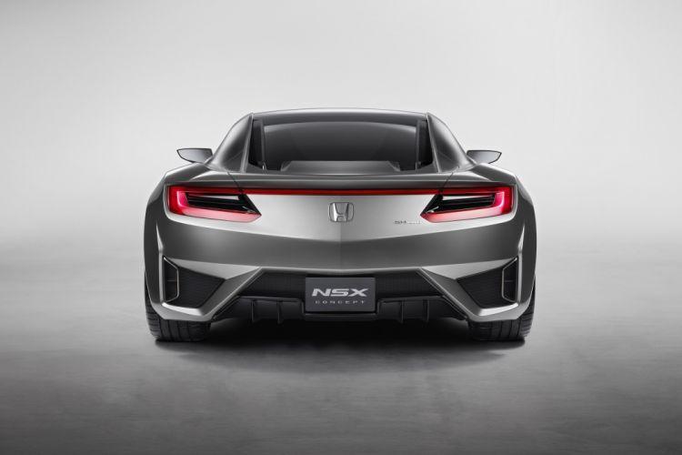 2012 Honda NSX Concept supercar supercars z wallpaper