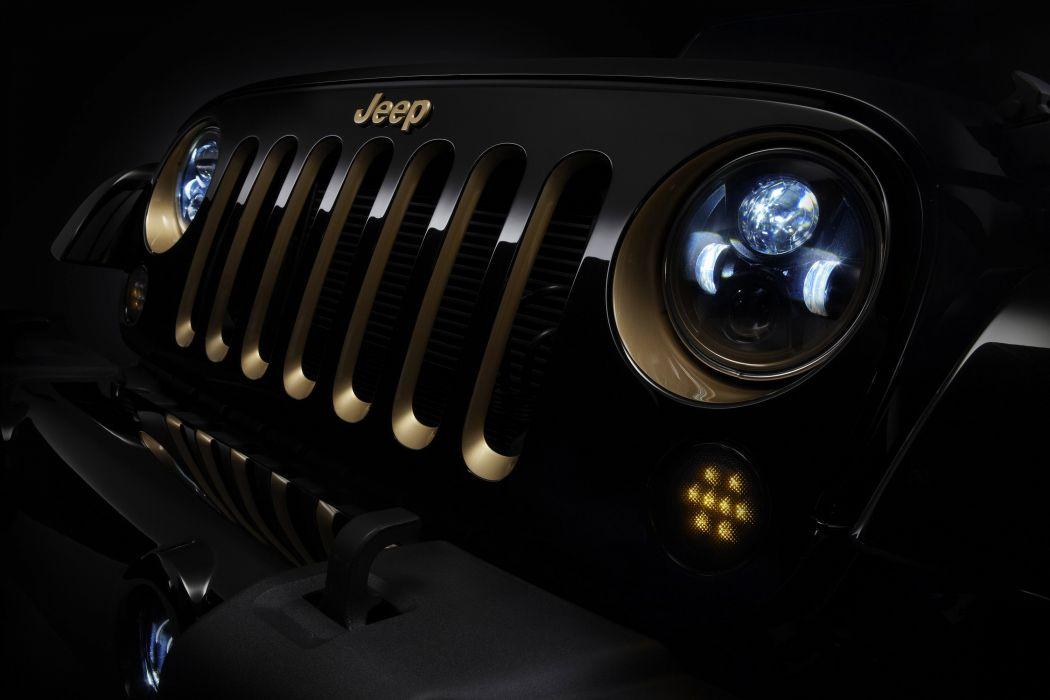 2012 Jeep Wrangler Concept off road 4x4 q wallpaper