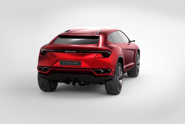 2012 Lamborghini Urus Concept suv supercar supercars e wallpaper