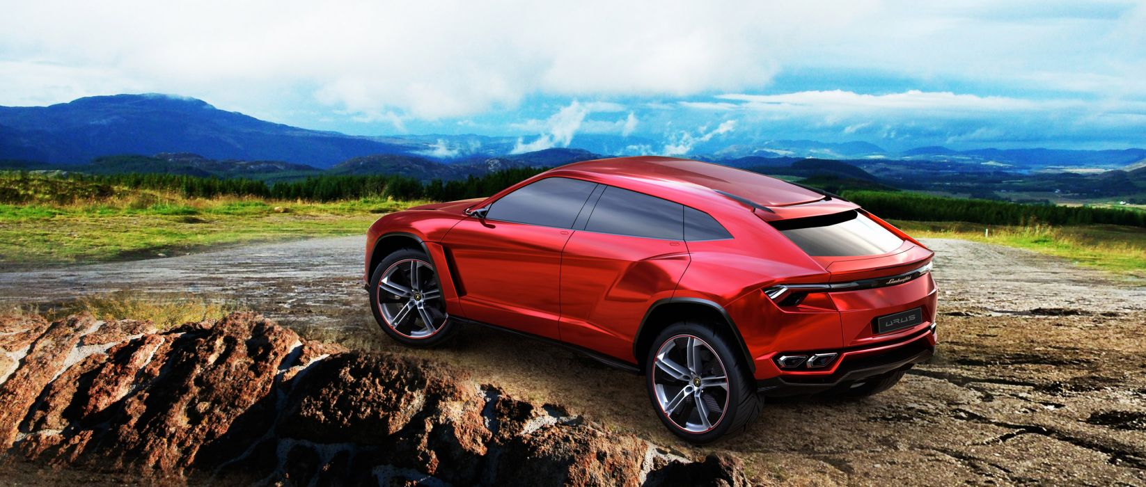 2012 Lamborghini Urus Concept suv supercar supercars s wallpaper