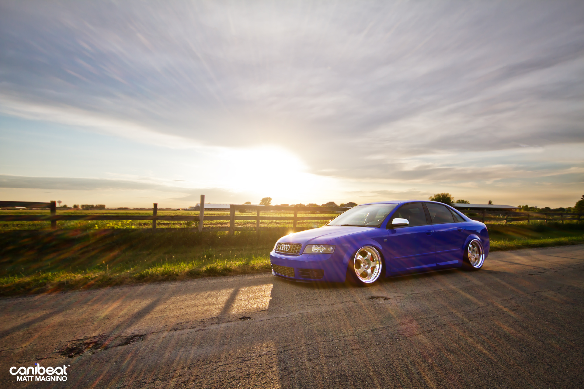 Audi S 4 Tuning Stance E Wallpaper 1920x1280 81212