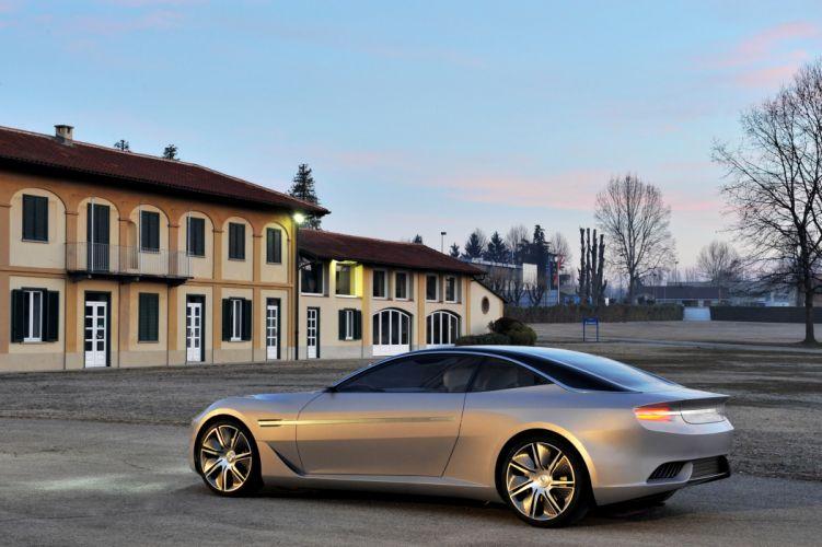 2012 Pininfarina Cambiano Concept x wallpaper