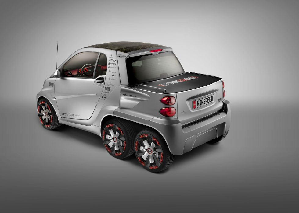2012 Rinspeed Dock-Go mobility concept f wallpaper