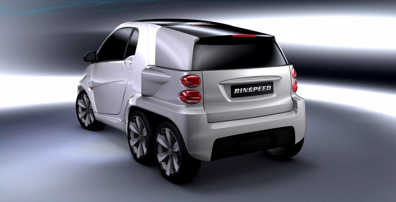 2012 Rinspeed Dock-Go mobility concept q wallpaper