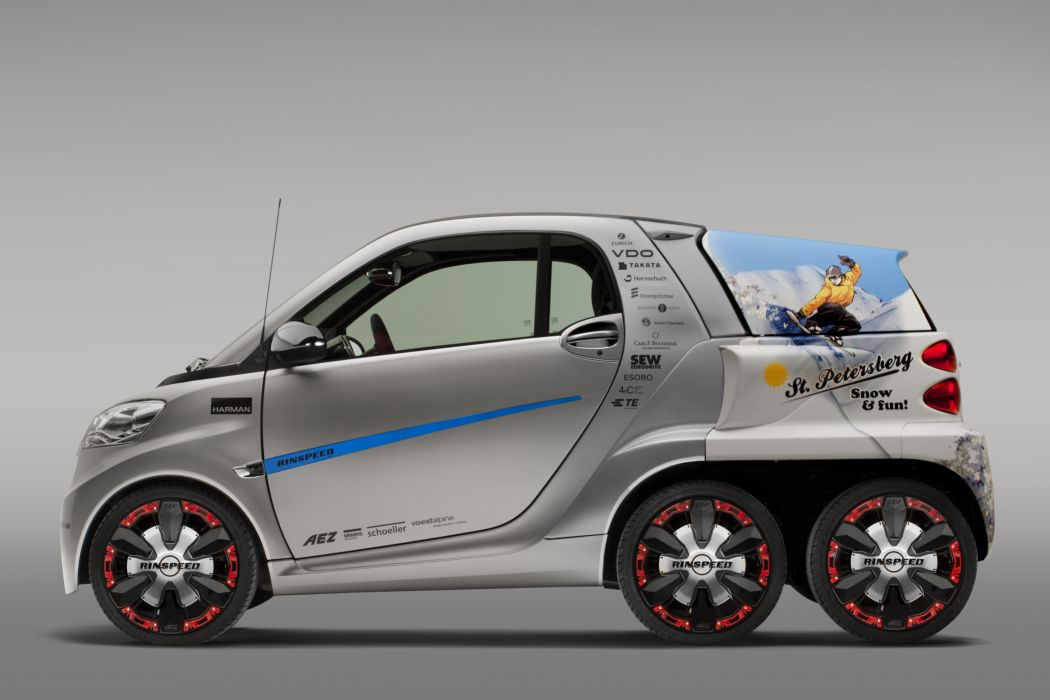 2012 Rinspeed Dock-Go mobility concept s wallpaper
