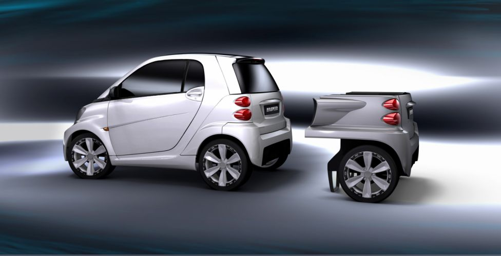 2012 Rinspeed Dock-Go mobility concept wallpaper