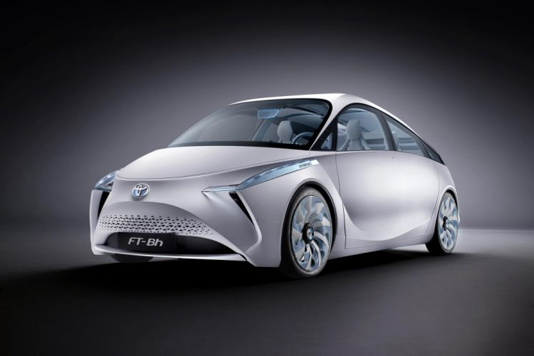 2012 Toyota FT-Bh Concept q wallpaper