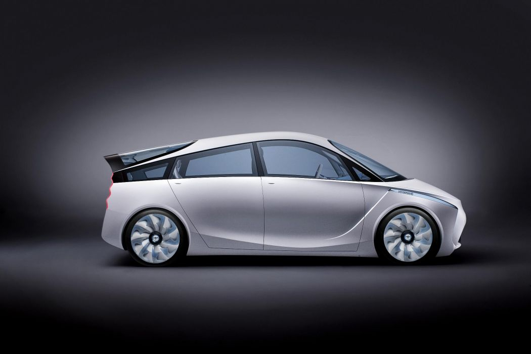 2012 Toyota FT-Bh Concept w wallpaper