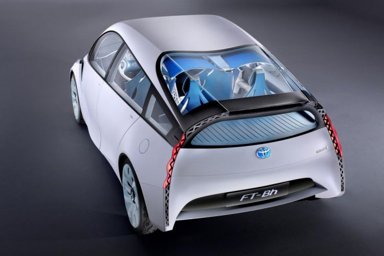 2012 Toyota FT-Bh Concept y wallpaper