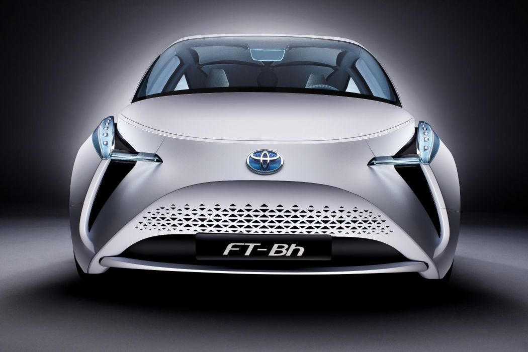2012 Toyota FT-Bh Concept wallpaper