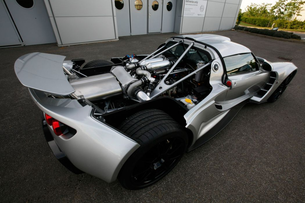 2011 Hennessey Venom GT supercar supercars tuning engine engines wallpaper