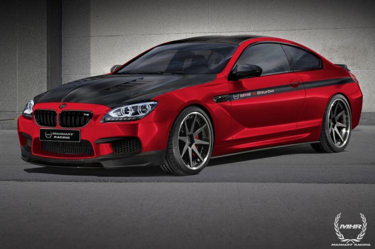 2013 BMW 6-Series F12 MH6 S Bi-turbo 700HP tuning wallpaper