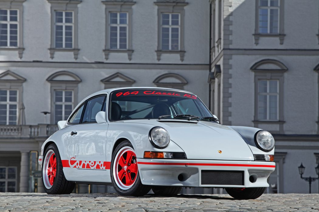 2013 DP-Motorsport Porsche 964 RS tuning w wallpaper