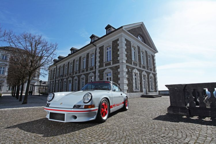 2013 DP-Motorsport Porsche 964 RS tuning wallpaper