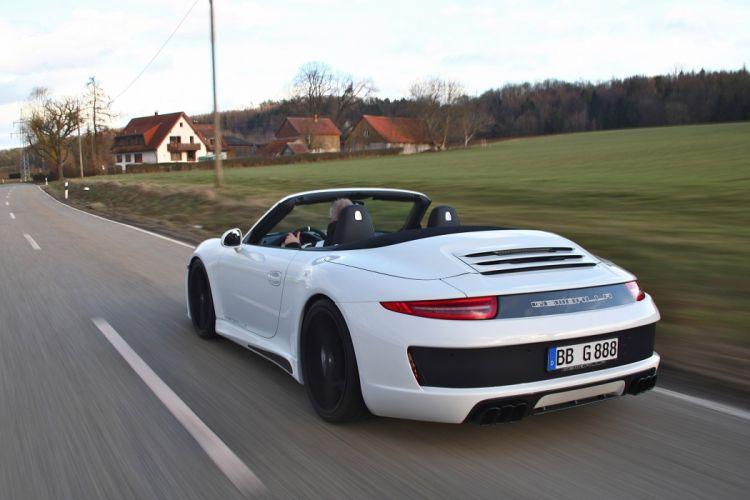 2013 Gemballa Porsche 991 Carrera S Convertible tuning a wallpaper
