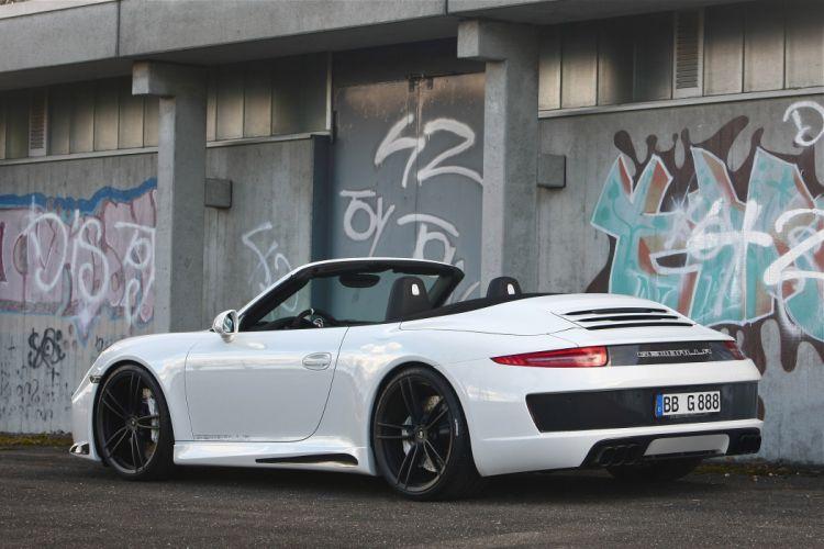 2013 Gemballa Porsche 991 Carrera S Convertible tuning s wallpaper