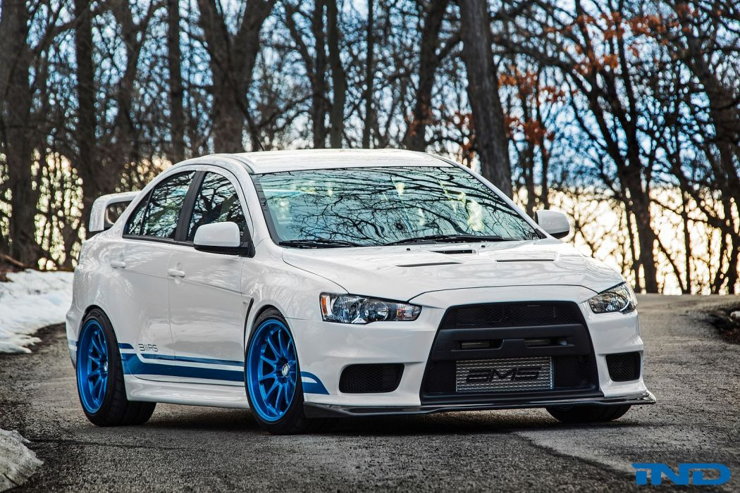 ... Jdm Crystal City. 2008 Mitsubishi Lancer Evolution X Evasive  Motorsports Super