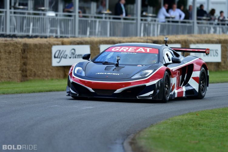 2013 McLaren MP4-12C GT3 supercar supercars d wallpaper
