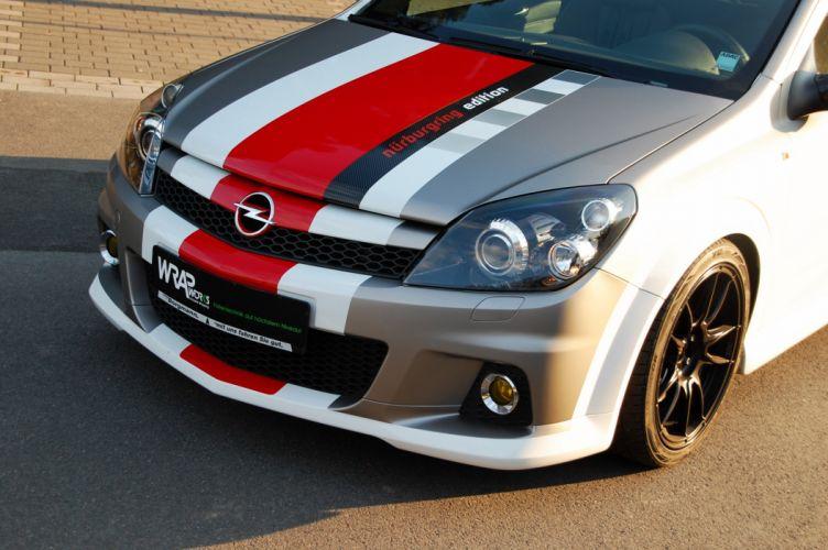 2013 Opel Astra H OPC Nurburgring tuning t wallpaper