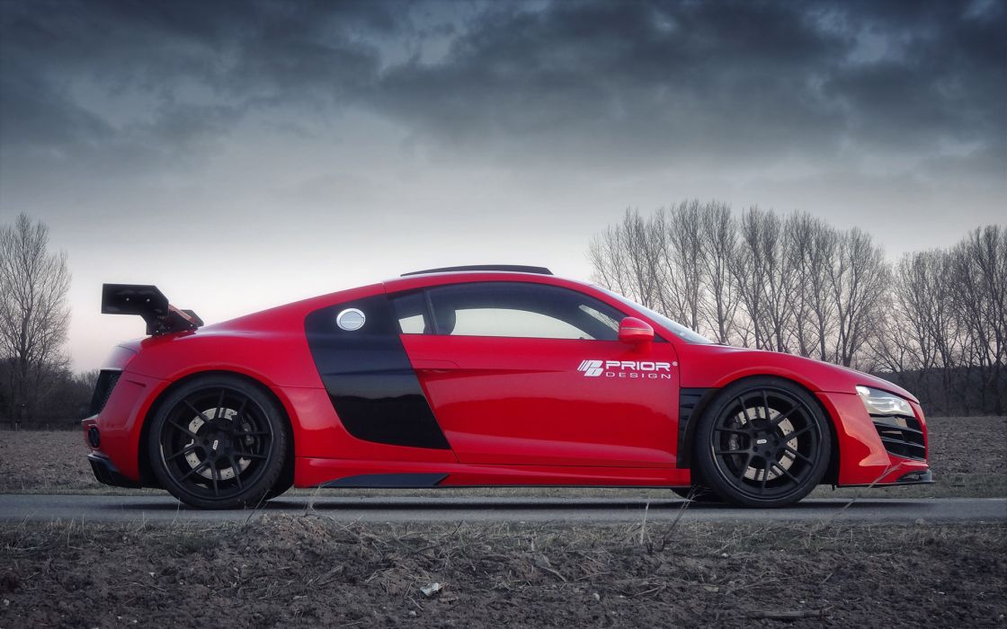 2013 Prior Design Audi R8 GT850 tuning a wallpaper