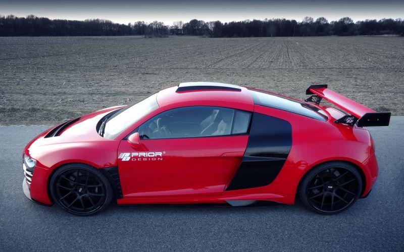 2013 Prior Design Audi R8 GT850 tuning d wallpaper