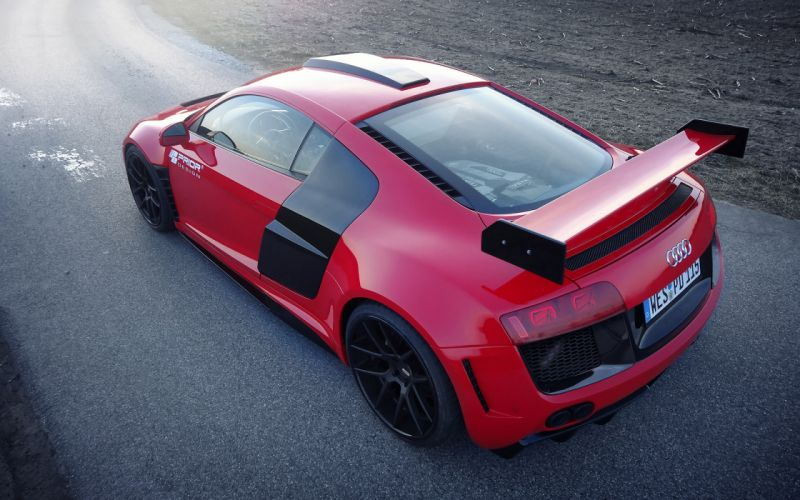 2013 Prior Design Audi R8 GT850 tuning s wallpaper