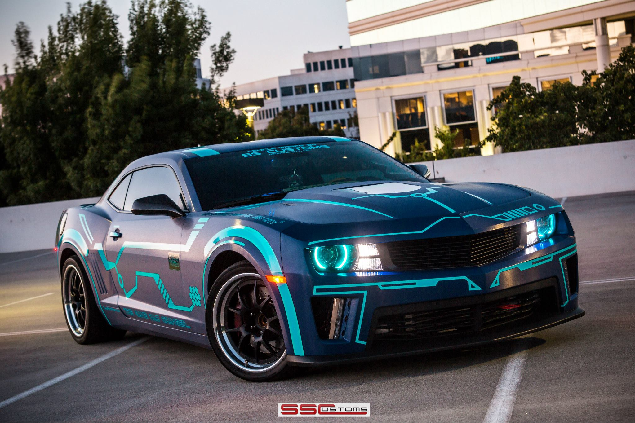 2013 ss customs chevrolet camaro tuning muscle tron movies sci fi science sci w wallpaper. Black Bedroom Furniture Sets. Home Design Ideas