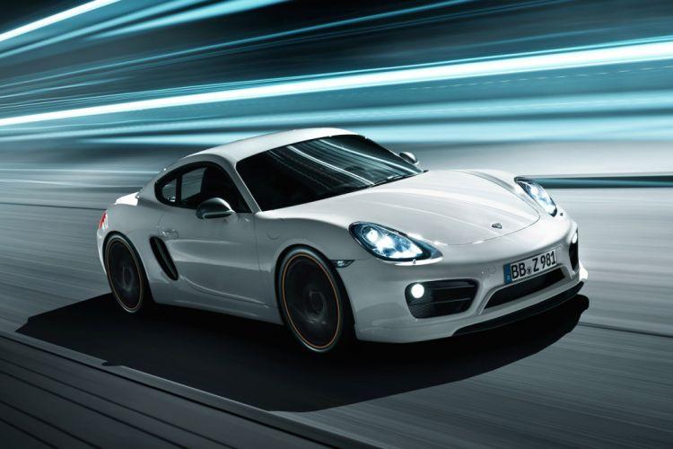 2013 TECHART Porsche Cayman wallpaper