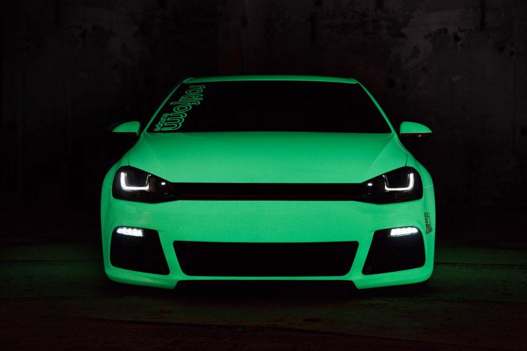 2013 Volkswagen Golf VII Light-Tron tuning i wallpaper