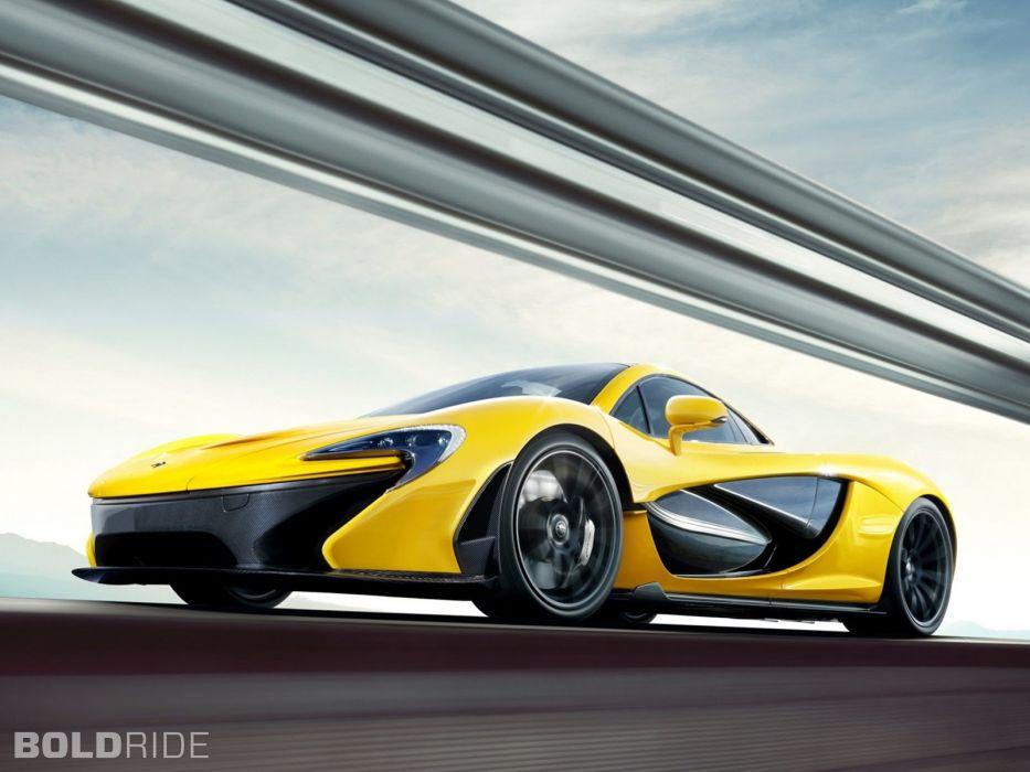 2014 McLaren P1 supercar supercars m wallpaper