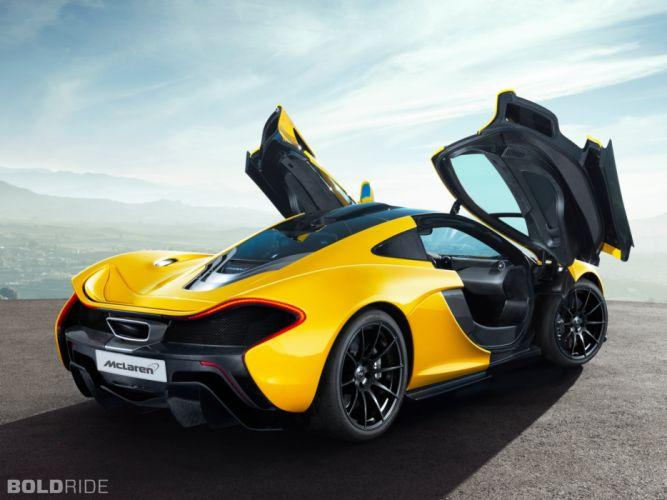 2014 McLaren P1 supercar supercars q wallpaper